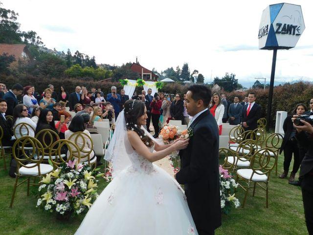El matrimonio de Marisol y Johan en La Calera, Cundinamarca 32