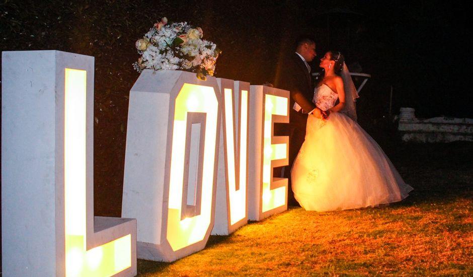 El matrimonio de Marisol y Johan en La Calera, Cundinamarca