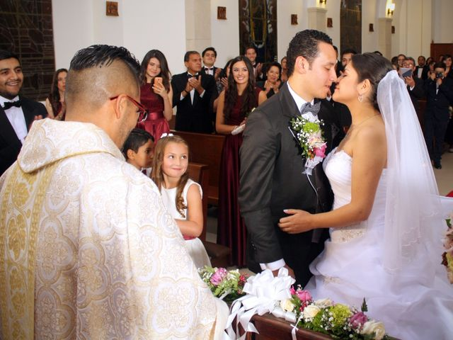 El matrimonio de Jorge y Natalia en Tunja, Boyacá 23
