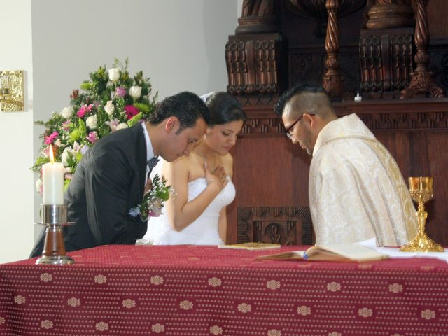 El matrimonio de Jorge y Natalia en Tunja, Boyacá 24
