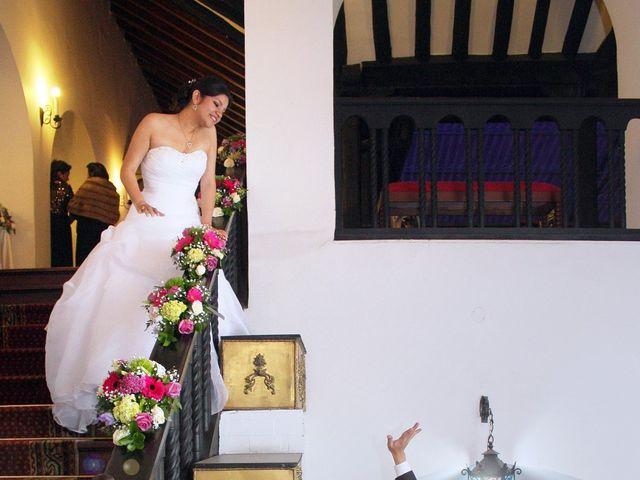 El matrimonio de Jorge y Natalia en Tunja, Boyacá 39