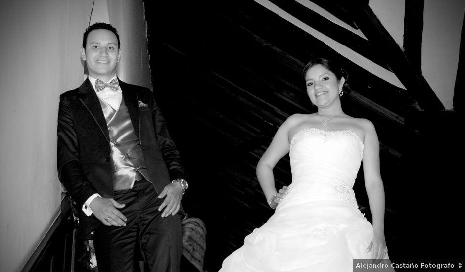 El matrimonio de Jorge y Natalia en Tunja, Boyacá