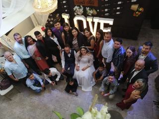 El matrimonio de Daniela Andrea  y Camilo