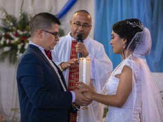 El matrimonio de Luisa y Mauricio 1