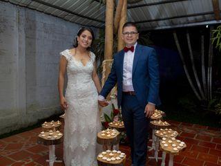 El matrimonio de Luisa y Mauricio