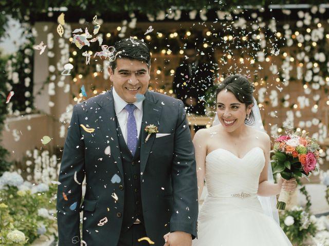 El matrimonio de Vanessa y John