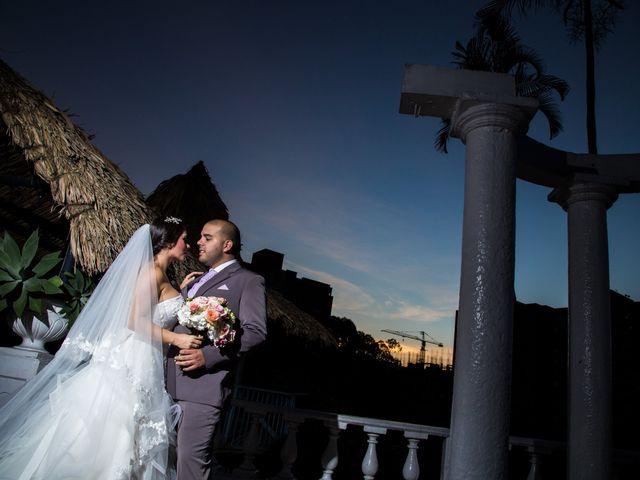 El matrimonio de Dayana y Alejandro