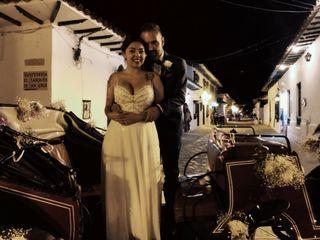 El matrimonio de Ariadna  y Alexandre