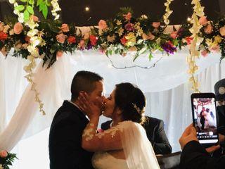 El matrimonio de Vanessa  y Jesús