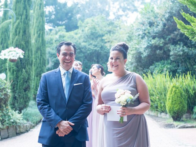 El matrimonio de Elkin y Heather en Bogotá, Bogotá DC 14