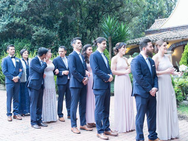 El matrimonio de Elkin y Heather en Bogotá, Bogotá DC 15