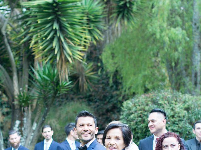 El matrimonio de Elkin y Heather en Bogotá, Bogotá DC 18