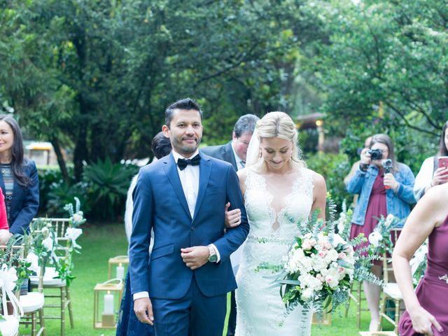 El matrimonio de Elkin y Heather en Bogotá, Bogotá DC 20