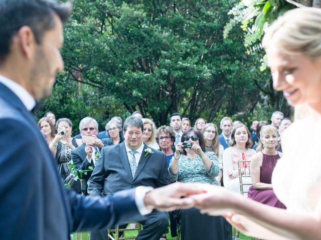 El matrimonio de Elkin y Heather en Bogotá, Bogotá DC 26