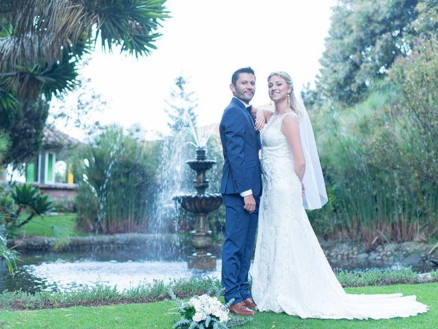 El matrimonio de Elkin y Heather en Bogotá, Bogotá DC 35