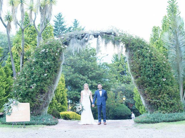 El matrimonio de Elkin y Heather en Bogotá, Bogotá DC 38