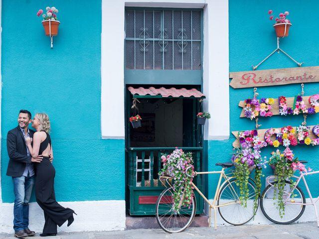 El matrimonio de Elkin y Heather en Bogotá, Bogotá DC 52
