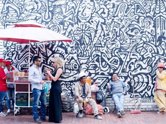 El matrimonio de Elkin y Heather en Bogotá, Bogotá DC 54
