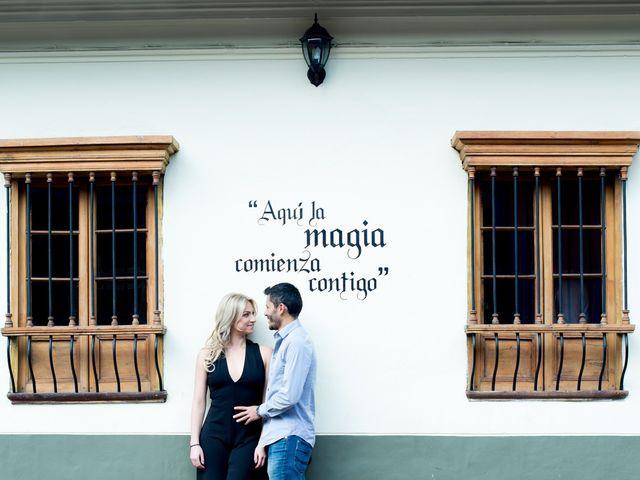 El matrimonio de Elkin y Heather en Bogotá, Bogotá DC 57