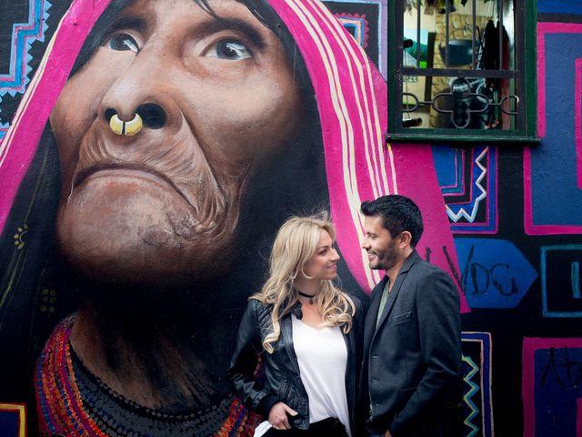 El matrimonio de Elkin y Heather en Bogotá, Bogotá DC 2