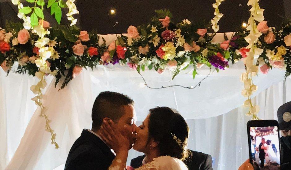 El matrimonio de Jesús  y Vanessa  en Bogotá, Bogotá DC