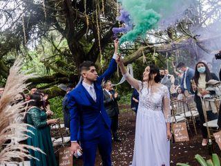 El matrimonio de Erika  y Stydwar