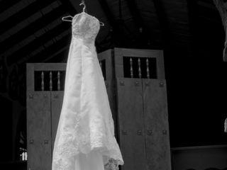 El matrimonio de Hedna y Jhon Jairo 1