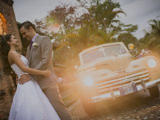 El matrimonio de Hedna y Jhon Jairo