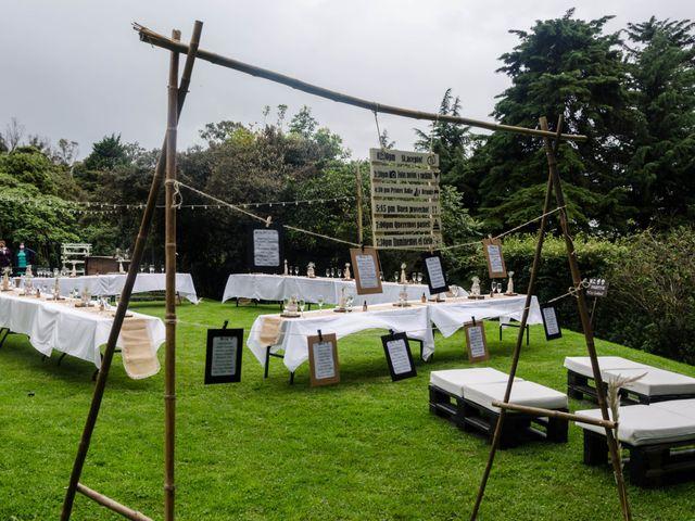 El matrimonio de Stydwar y Erika  en Bogotá, Bogotá DC 10