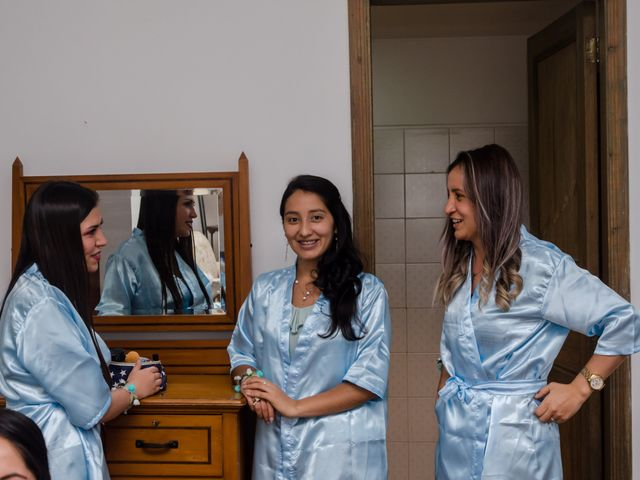 El matrimonio de Stydwar y Erika  en Bogotá, Bogotá DC 13