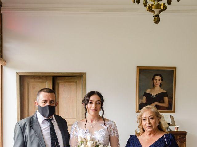 El matrimonio de Stydwar y Erika  en Bogotá, Bogotá DC 19
