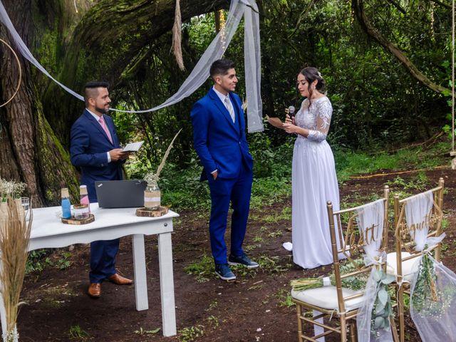 El matrimonio de Stydwar y Erika  en Bogotá, Bogotá DC 32