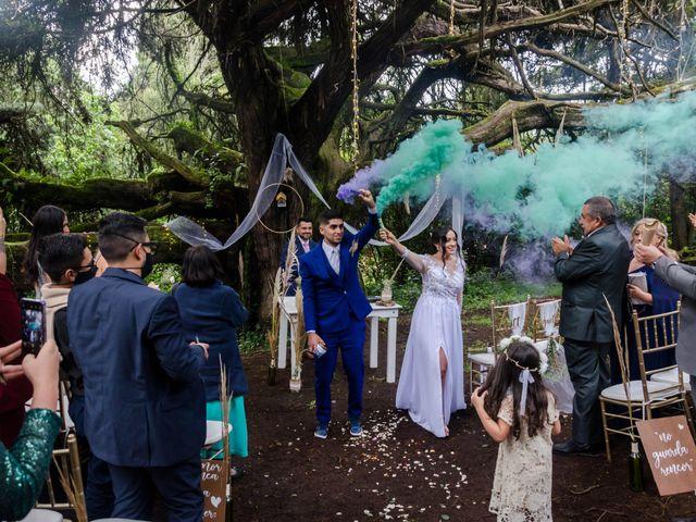 El matrimonio de Stydwar y Erika  en Bogotá, Bogotá DC 33