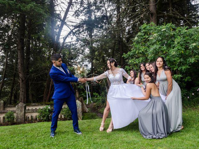 El matrimonio de Stydwar y Erika  en Bogotá, Bogotá DC 38