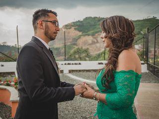 El matrimonio de Catalina y Cristian 3