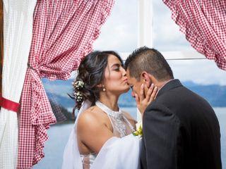 El matrimonio de Leonela  y Anderson  3