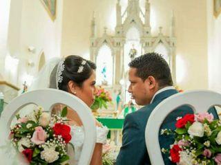 El matrimonio de Cristina  y Roger  1