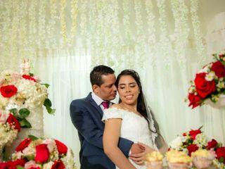 El matrimonio de Cristina  y Roger