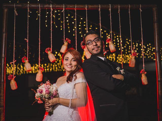 El matrimonio de Catalina y Cristian