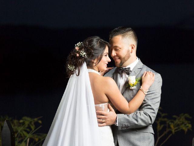 El matrimonio de Leonela  y Anderson