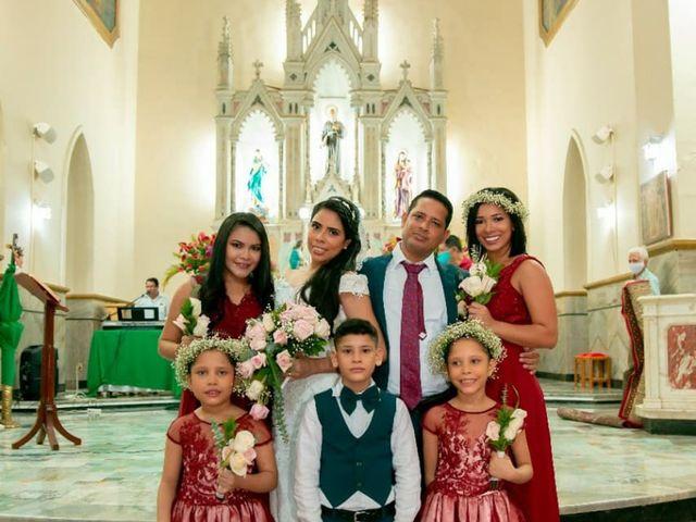 El matrimonio de Roger  y Cristina  en Montería, Córdoba 2