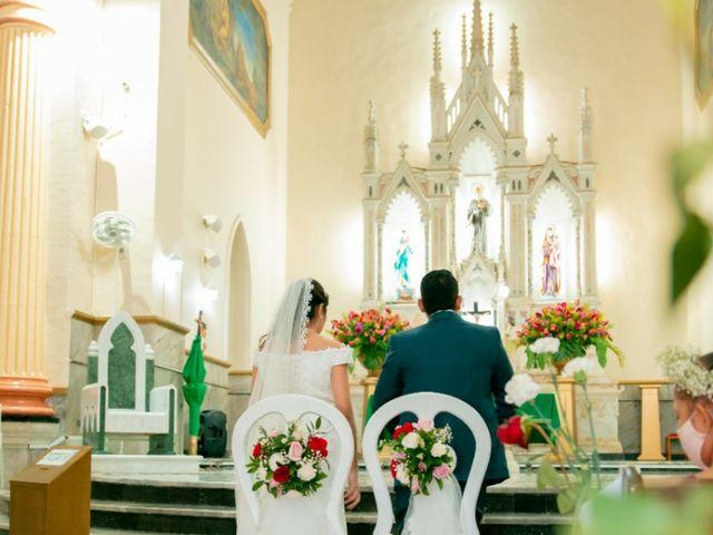 El matrimonio de Roger  y Cristina  en Montería, Córdoba 4