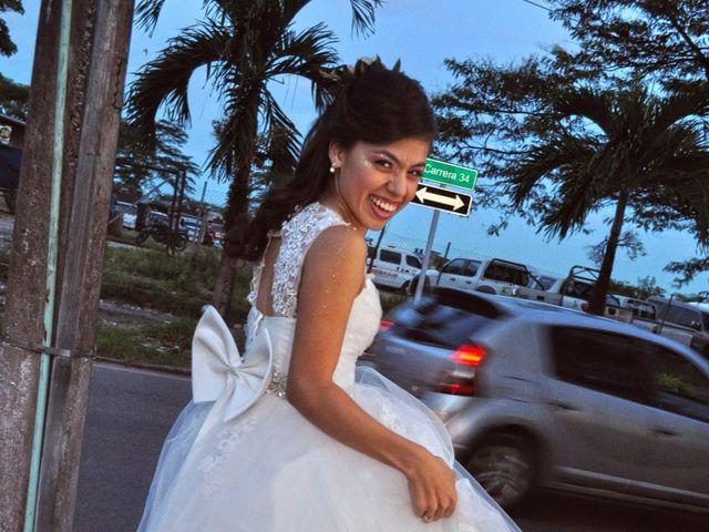 El matrimonio de Alfredo y Ruby en Villavicencio, Meta 15