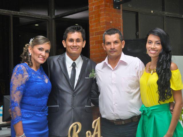 El matrimonio de Alfredo y Ruby en Villavicencio, Meta 22