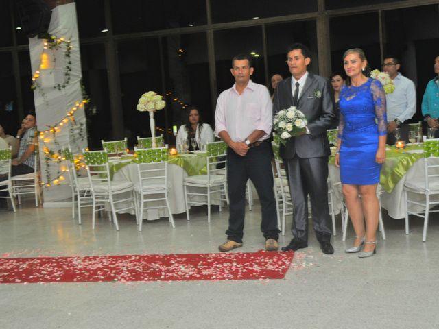 El matrimonio de Alfredo y Ruby en Villavicencio, Meta 25