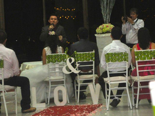 El matrimonio de Alfredo y Ruby en Villavicencio, Meta 27