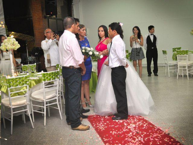 El matrimonio de Alfredo y Ruby en Villavicencio, Meta 28