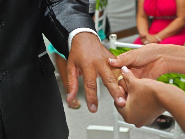 El matrimonio de Alfredo y Ruby en Villavicencio, Meta 33