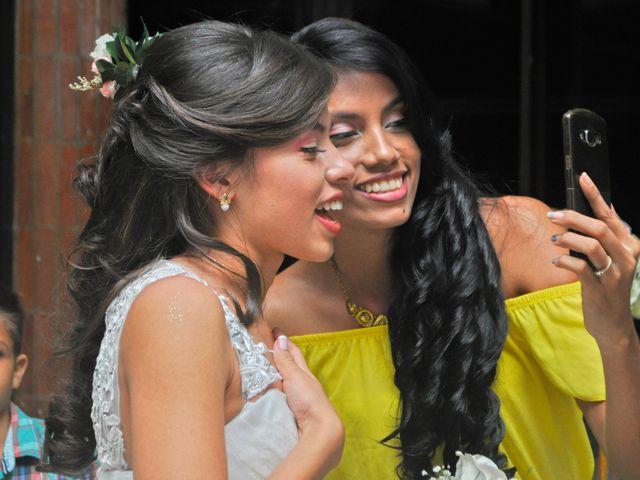 El matrimonio de Alfredo y Ruby en Villavicencio, Meta 38