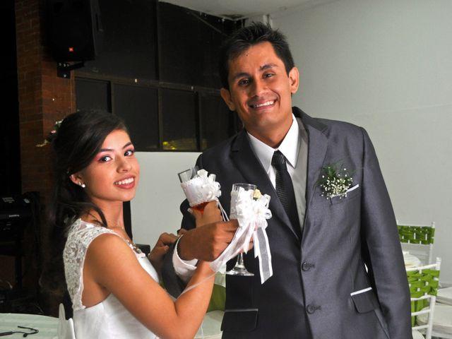 El matrimonio de Alfredo y Ruby en Villavicencio, Meta 40